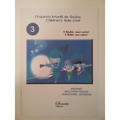 ALBUM: Orquesta infantil de flautas, vol.1 -5 flautas-