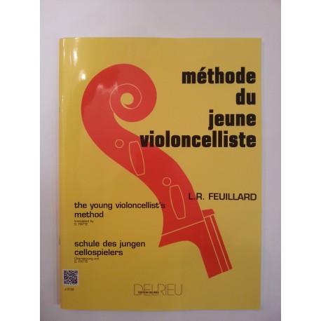 METHODE DU JEUNE VIOLONCELLISTE -- FEUILLARD