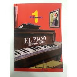 PIANO PRIMERO TCHOKOV-GEMIU