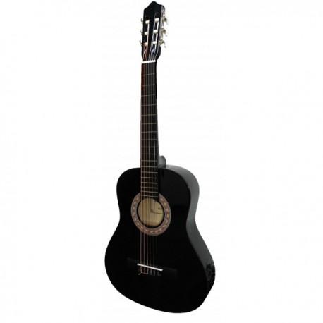 """Guitarra Clásica """"ROCIO"""" 10 NEGRA"""