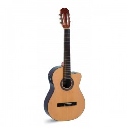 """Guitarra """"ADMIRA"""" Sara Electrificada Cutaway"""