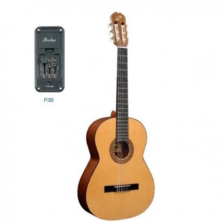 """Guitarra """"ADMIRA"""" Juanita-Electrificada"""