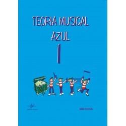 FICHAS DE TEORÍA MUSICAL AZUL 1