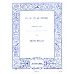 PIÈCE ENMI BÉMOL/ HENRI BUSSER