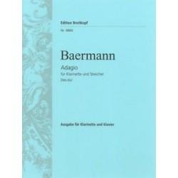BAERMANN  ADAGIO
