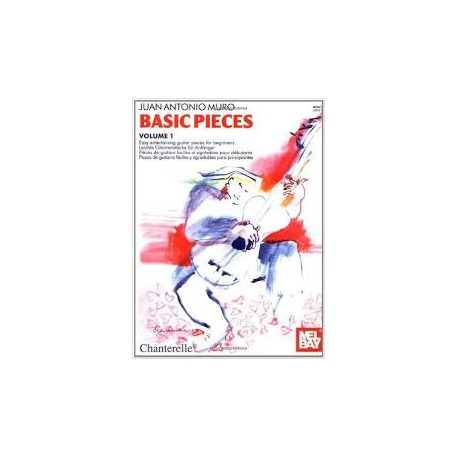 BASIC PIECES / JUAN ANTONIO MURO