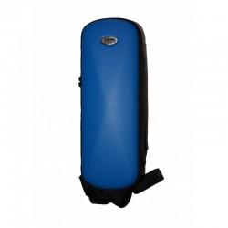 Estuche Clarinete TM Fiber Line Mini Azul Mate
