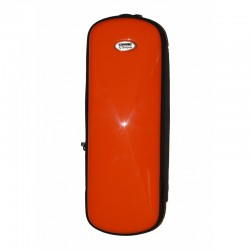 Estuche Clarinete TM Fiber Line Mini Rojo Brillo