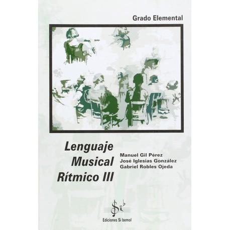 Lenguaje musical rítmico III