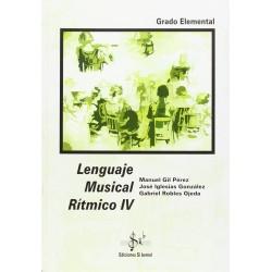 Lenguaje musical ritmico IV