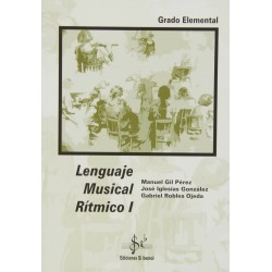 Lenguaje musical rítmico I