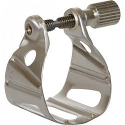 Abrazadera y boquillero BG L28MJ Universal para saxofón alto o tenor