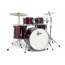 GRETSCH BATERÍA ENERGY RED