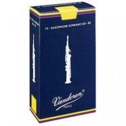 Caña saxo soprano VANDOREN Nº2  1/2