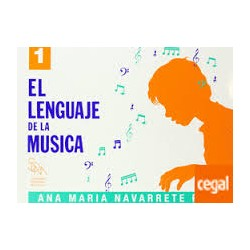 El lenguaje de la musica 1 ana maria navarrete