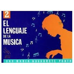 El lenguaje de la musica 2 ana maria navarrete
