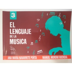EL LENGUAJE DE LA MUSICA--- ANA MARIA NAVARRETE