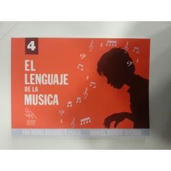 EL LENGUAJE DE LA MUSICA 4--- ANA MARIA NAVARRETE