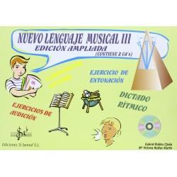 NUEVO LENGUAJE MUSICAL 3: EDICIÓN AMPLIADA