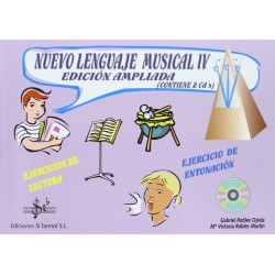 NUEVO LENGUAJE MUSICAL 4: EDICIÓN AMPLIADA
