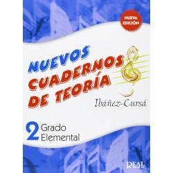 Cuadernos de Teoría, Grado Elemental Volumen 2