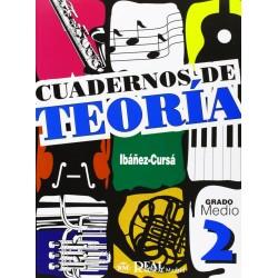 Cuadernos de Teoría, Grado Medio 2
