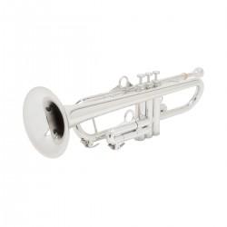 pTrumpet hyTech Trumpet, Silver