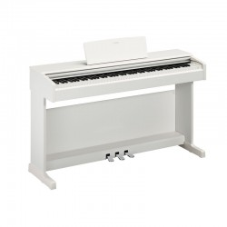 PIANO DIGITAL YAMAHA YDP144WH  BLANCO