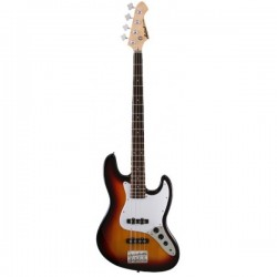 "Bajo ""ARIA"" STB-JB Jazz Bass Sombreado"