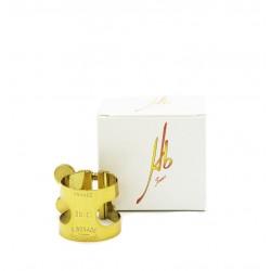 Abrazadera Clarinete Sib Bonade No Invertida Lacada Oro AGL L2250DGO