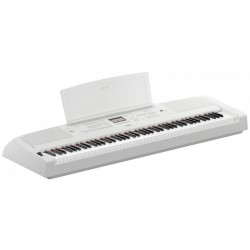 YAMAHA DGX670WH PIANO DIGITAL BLANCO