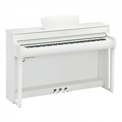 YAMAHA CLP735 WH PIANO DIGITAL CLAVINOVA BLANCO