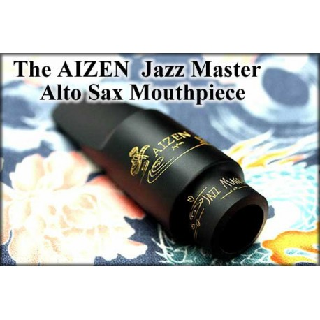 AIZEN - Boquilla para saxo Alto Jazz Master