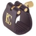 Abrazadera y boquillero BG L14 Standard saxo soprano